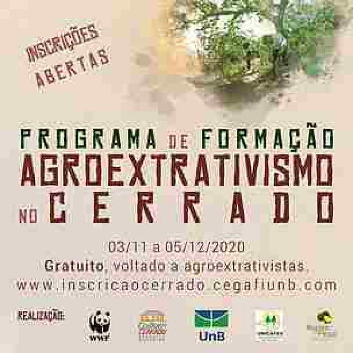 ProgramDeFormaçãoAgroextrativismoNoCerrado